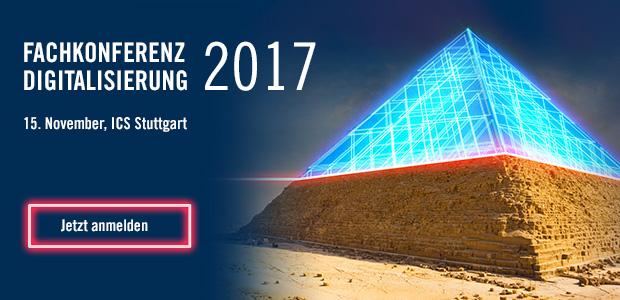Fachkonferenz Digitalisierung 15.11.2017