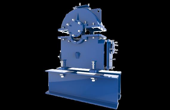 Gerendertes Modell mit Anzeige der Schrauben - Symbolbild für Intelligent Fastener Extension