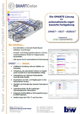 Thumbnail vom SMARTColor - Datenblatt